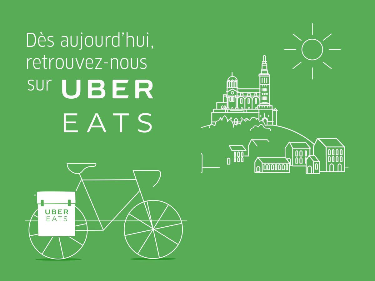 How To Cancel Uber >> Dakao arrive sur l'application Uber Eats! | DAKAO