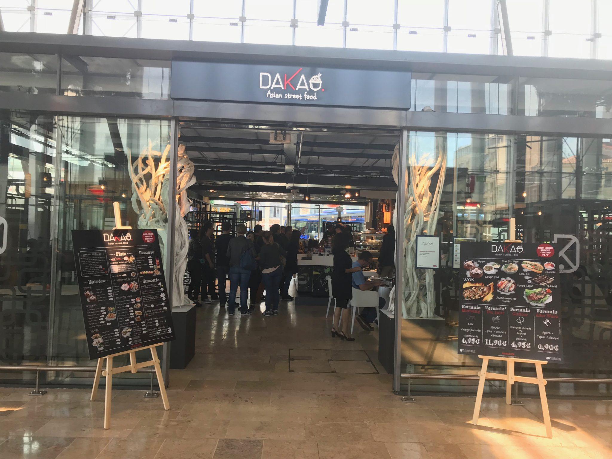 Dakao Gare St Charles